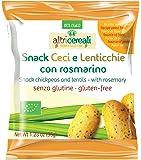 Probios Snack Ceci e Lenticchie, con Rosmarino - 35 gr