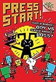 Super Rabbit Boy vs. Super Rabbit Boss! A Branches Book (Press Start!)