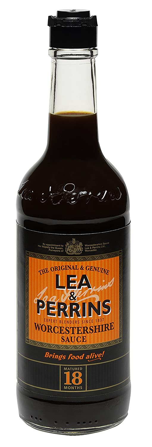 Amazon.com : Lea & Perrins Worcestershire Sauce (150ml) : Grocery & Gourmet Food