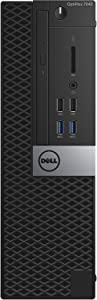 Dell Optiplex 7040 Small Form Business Desktop Computer (Intel Core i5-6500 3.2GHz,8GB DDR3 RAM,256G SSD,DVD-ROM, Display Port, HDMI, USB 3.0, Windows 10 Pro 64-Bit) (Renewed)
