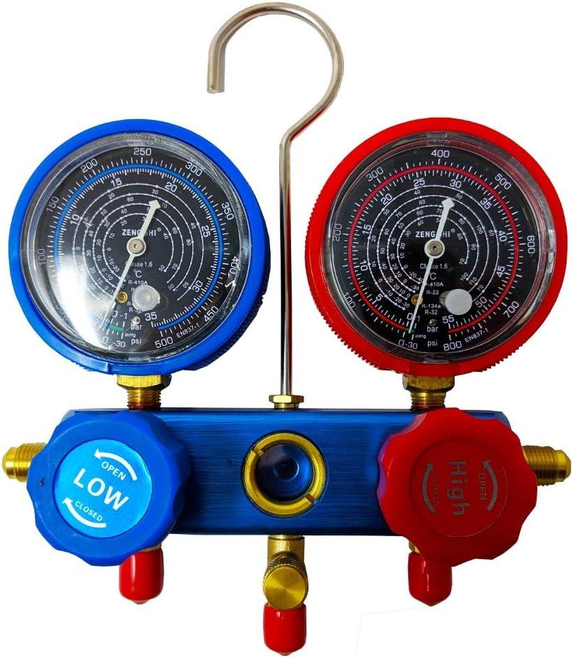 Monteurhilfe Zum Befüllen Für R32 Und R410a Für Splitklimaanlagen Klimaanlagen Baumarkt