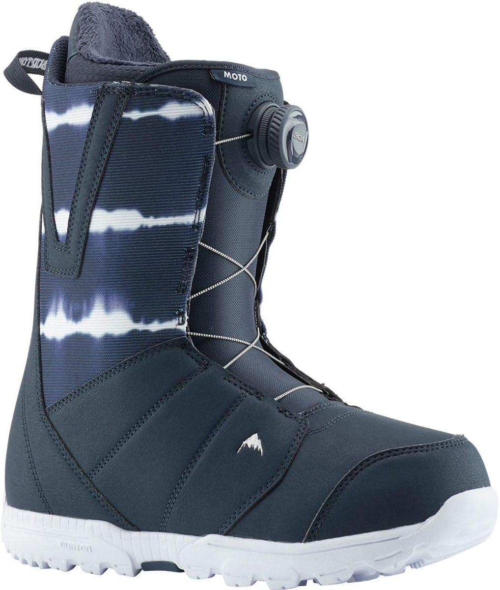 バートン スノーボードブーツ ダイヤルタイプ メンズ Men's Moto Boa Snowboard Boot BL モトボア 131761 BL 25.5