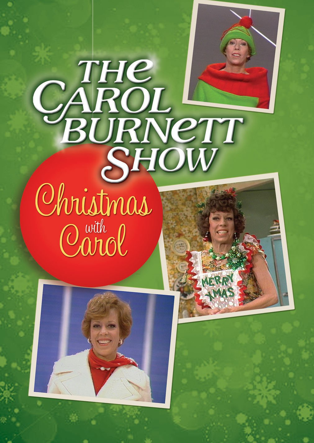 Amazon.com: The Carol Burnett Show: Christmas with Carol: Carol ...