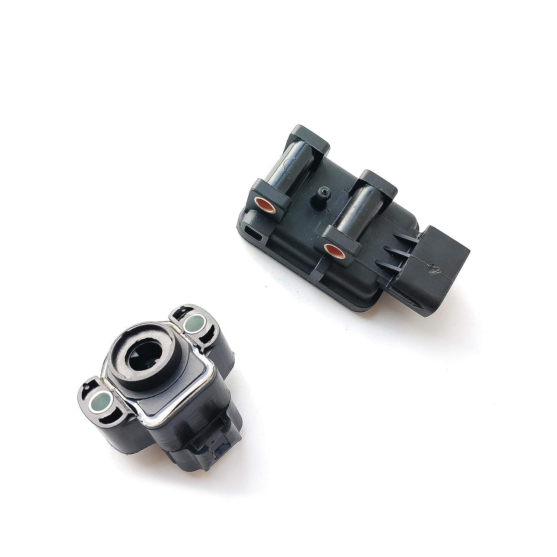 Throttle Boy MAP Sensor TPS Sensor Repair Kit for 1998-2001 Jeep Wrangler TJ 4.0L