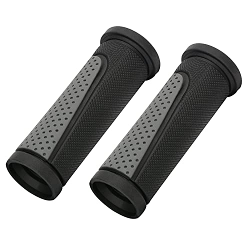 TOPCABIN 2x Short Mini Handlebar Bicycle Grips