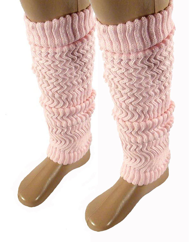 Baby Kinder Stulpen Legwarmer 40cm rosa