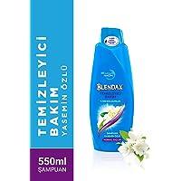 Blendax Yasemin Özlü Şampuan, 550 Ml