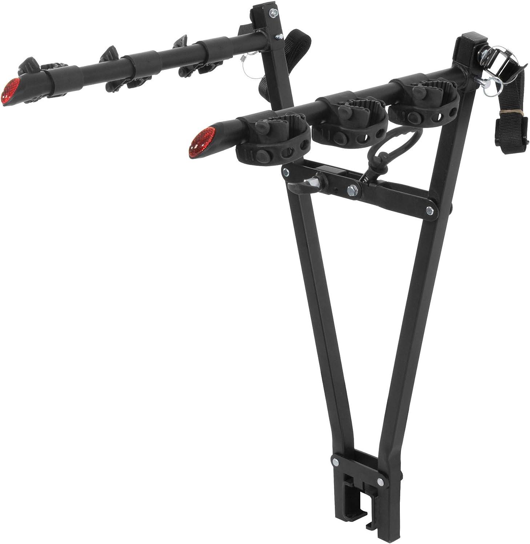 4. Curt Clamp-On 3 Bike Rack