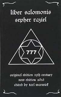 Sepher Rezial Hemelach / The book of the angel Rezial