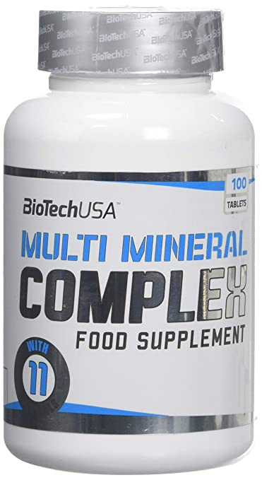 Biotech 2 g Multi Mineral Complete - Pack of 100 Tablets