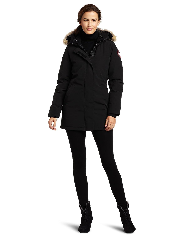 b6e36870f1ac CANADA GOOSE Women Victoria Parka 3037L Jacket