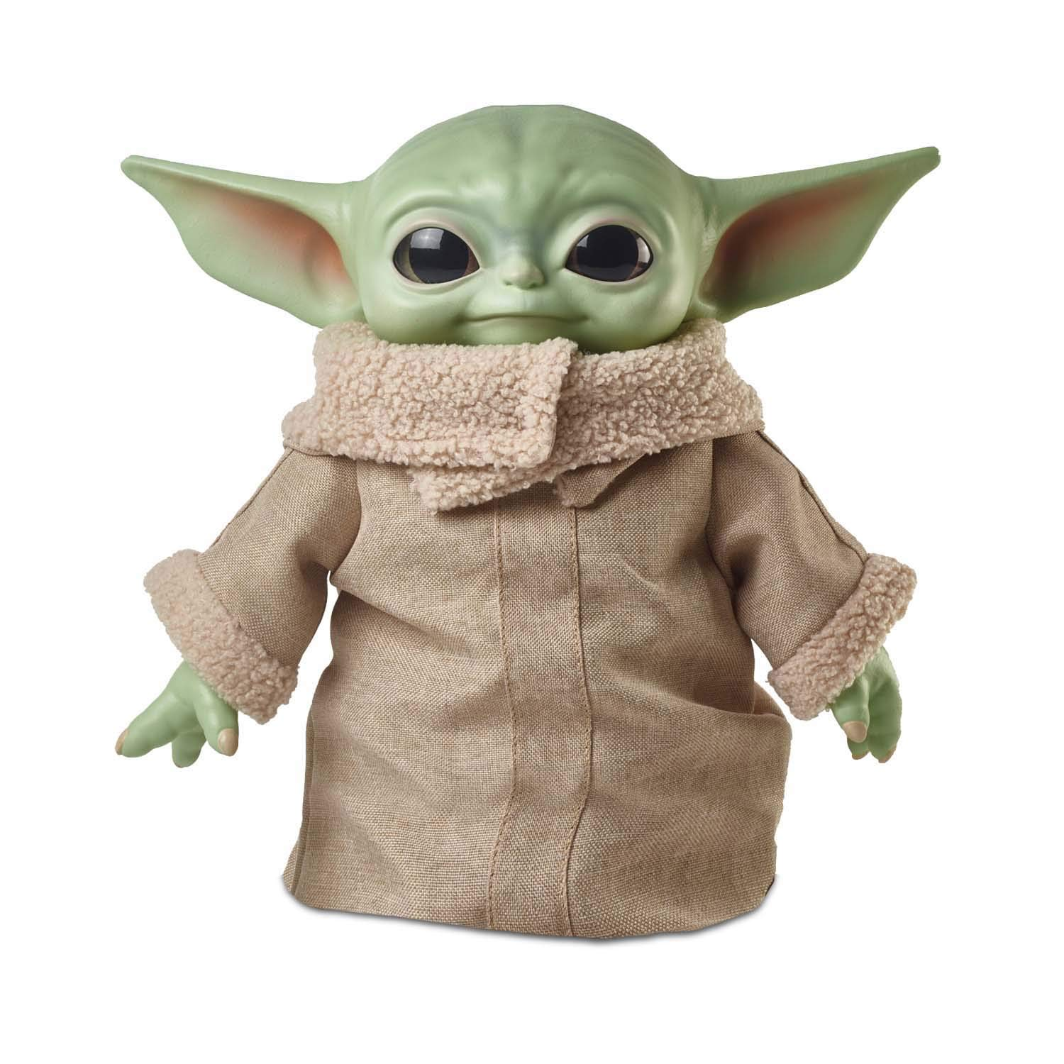 Star Wars The Child Plush Toy, 11-inch Small Yoda
