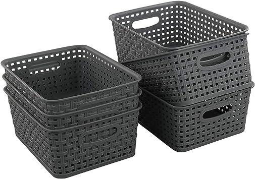 72 Plastic Food Baskets