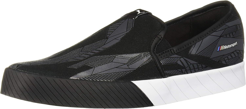BMW MMS Slip-on Track Gra Sneaker