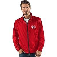 G-III Sports Mens Breaker Full Zip Jacket LAY30051 ATH-P