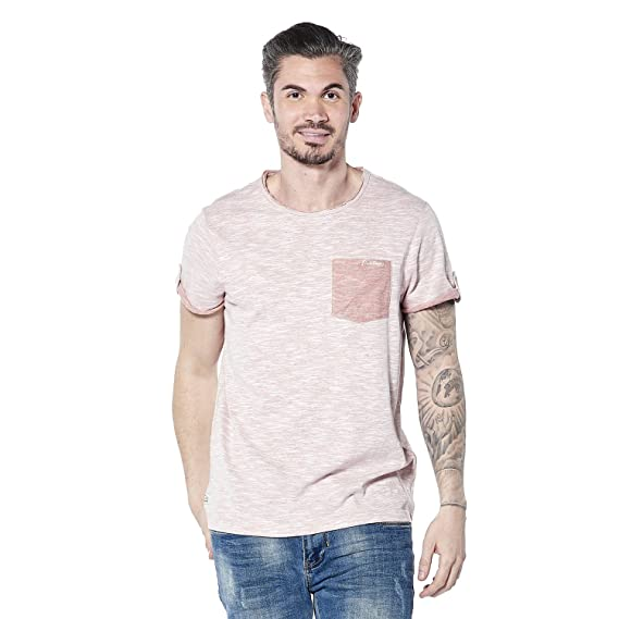Deeluxe T-shirt Avec Poche Poitrine.. Footlocker Sortie Sneakernews Discount LGQ77