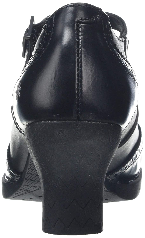 Art 1067 City-Leader Black//Harlem Scarpe col Tacco Punta Chiusa Donna