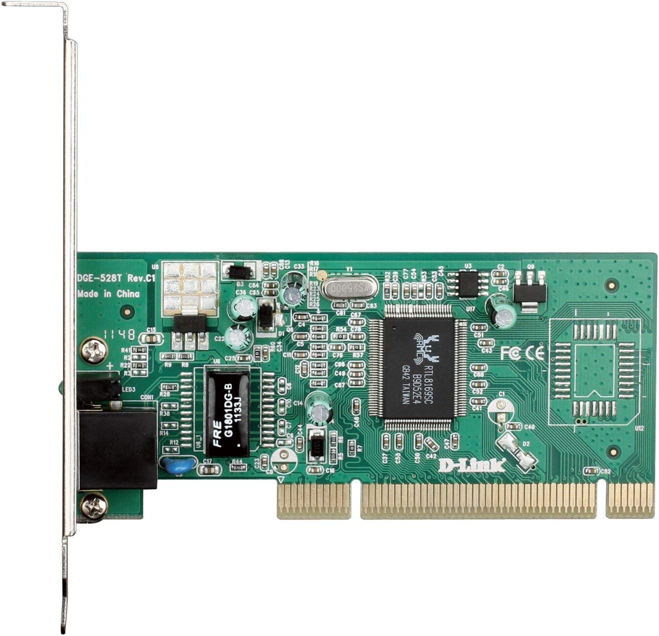 D Link Dge 528t Netzwerkkarte Gigabit Ethernet Adapter Computer Zubehör