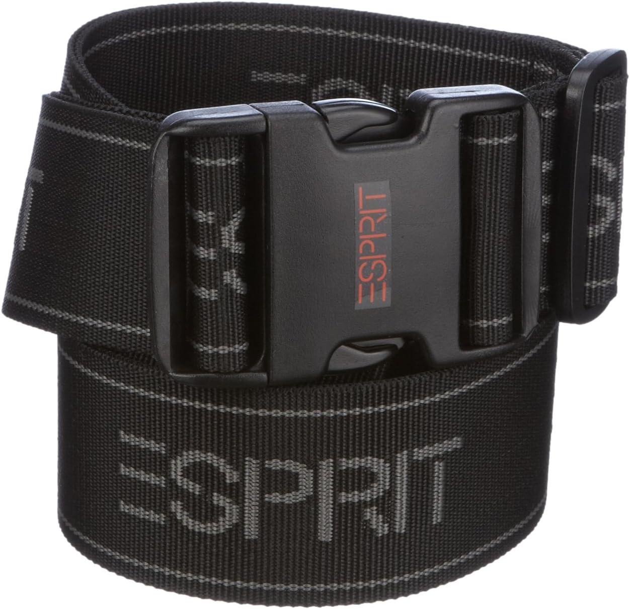 ESPRIT Trolleygurt black-grey 1