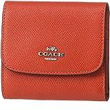 d7c1318451a9 Amazon | [コーチ] COACH 財布 (三つ折り財布) F15622 ダークティール ...