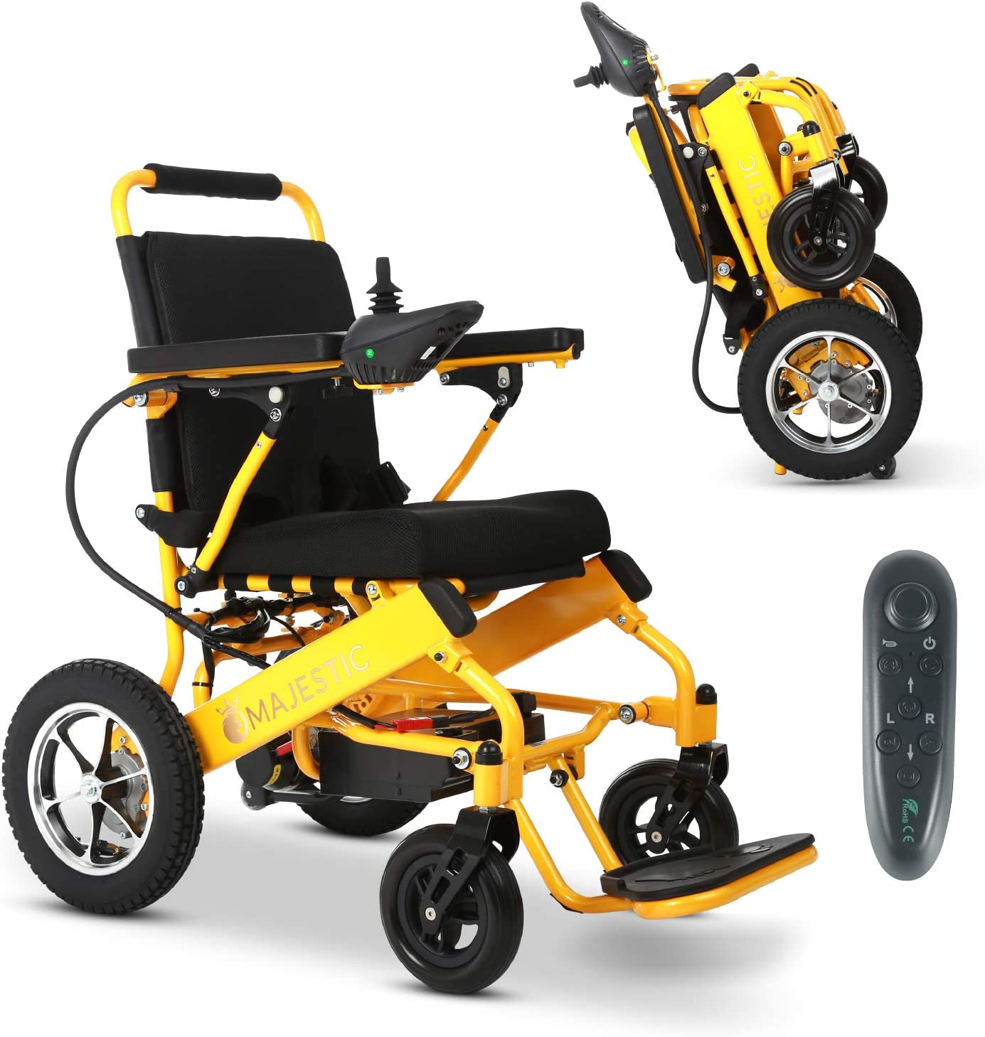 Power Wheelchair Financing