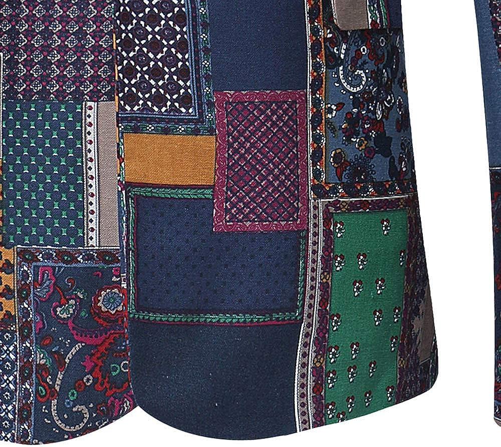 SOMESUN Moda Uomo Autunno Inverno Casuale Manica Lunga Caldo Tasca Colletto Camicetta Cappotto Giacca Slim Formale da Uomo Invernali Desigual Lunghe Marikoo Eleganti The North Face Pelle