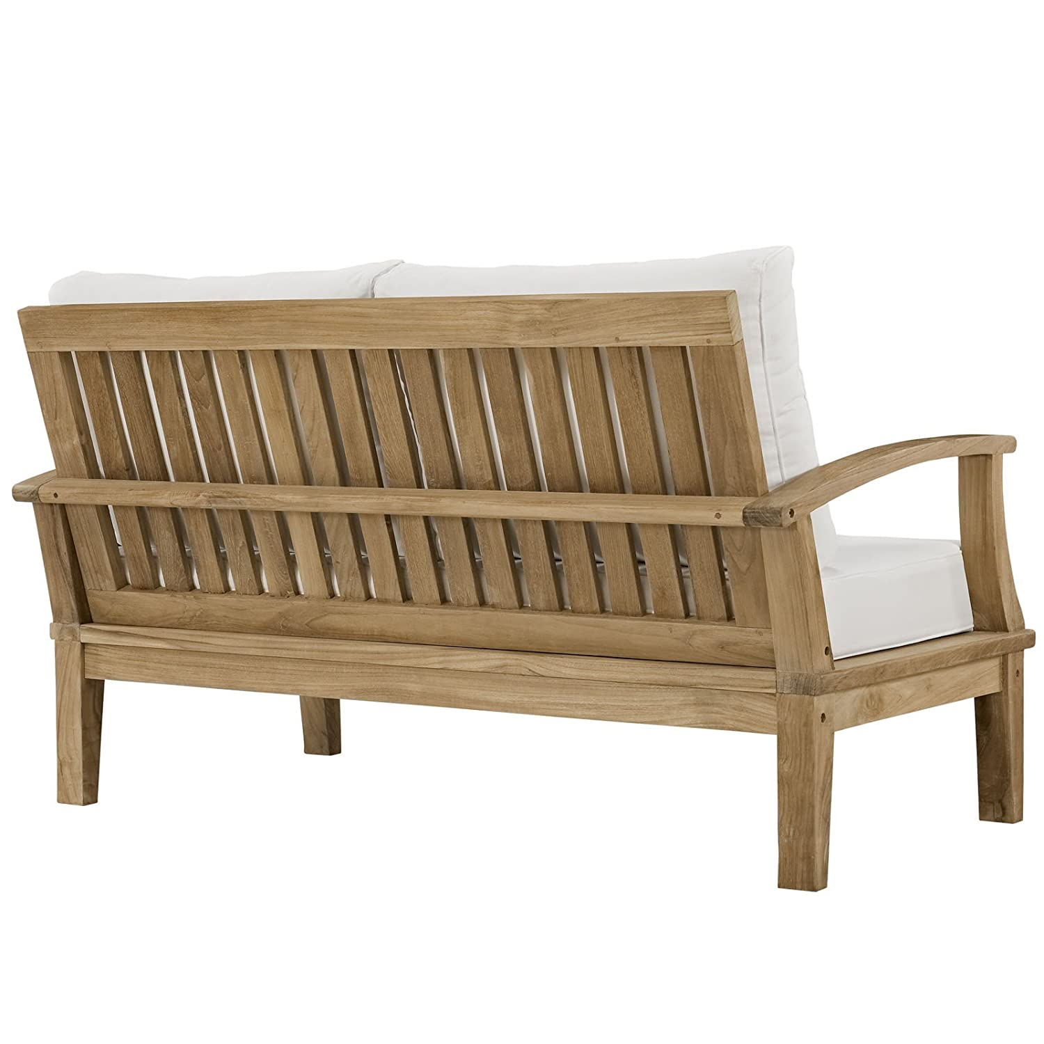 cymone loveseat the for mid iconic century pin settee wood featuring makes seater shape