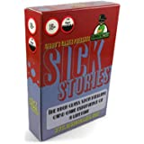 Gibbo's Games Sick Stories - Adult Card Game - UK Edition