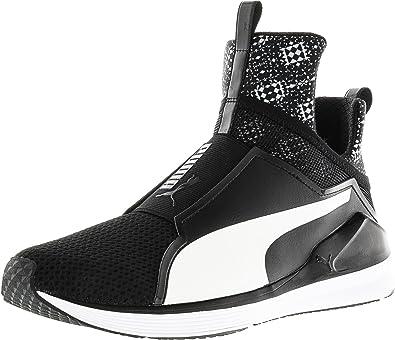 sports shoes c7266 289a4 PUMA Women's Fierce Kal Grf Ankle-High Fashion Sneaker
