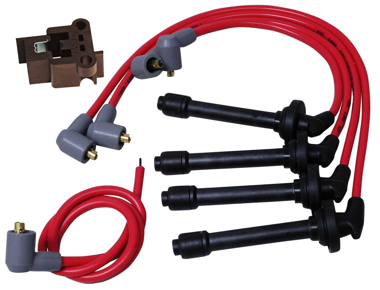 Delicate Msd Ignition 32389 Spark Plug Wire Set 1988 Yamaha Blaster Wiring