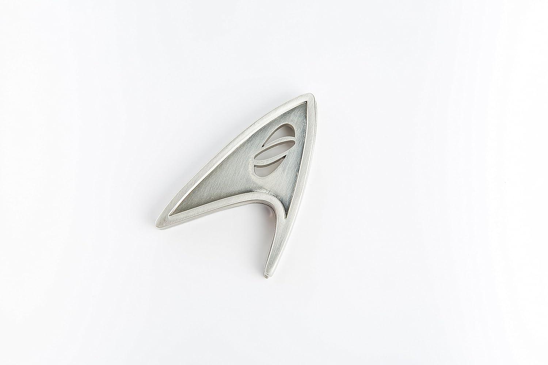 Amazon.com: Quantum Mechanix Star Trek Insignia magnético ...