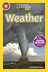 National Geographic Readers: Weather Kindle Edition