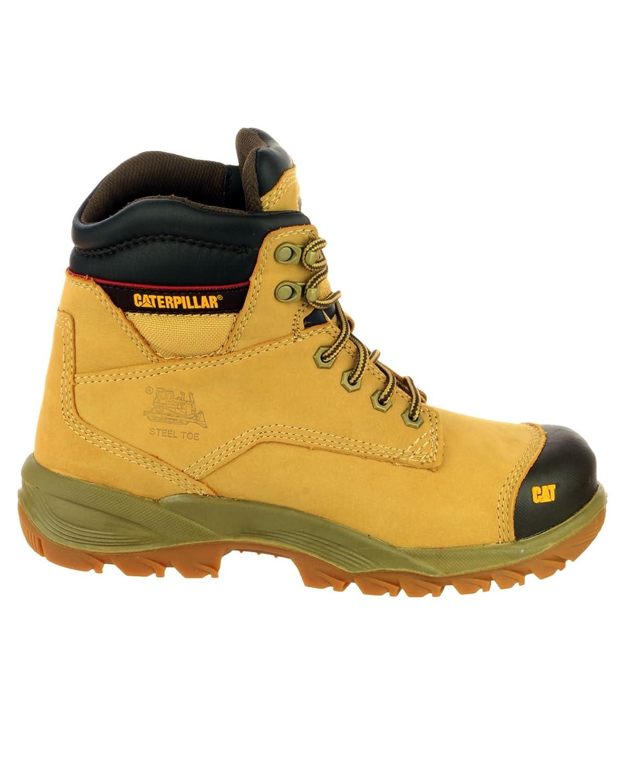 5c18f3ae Caterpillar - Botas para hombre marrón marrón: Amazon.es: Zapatos y  complementos