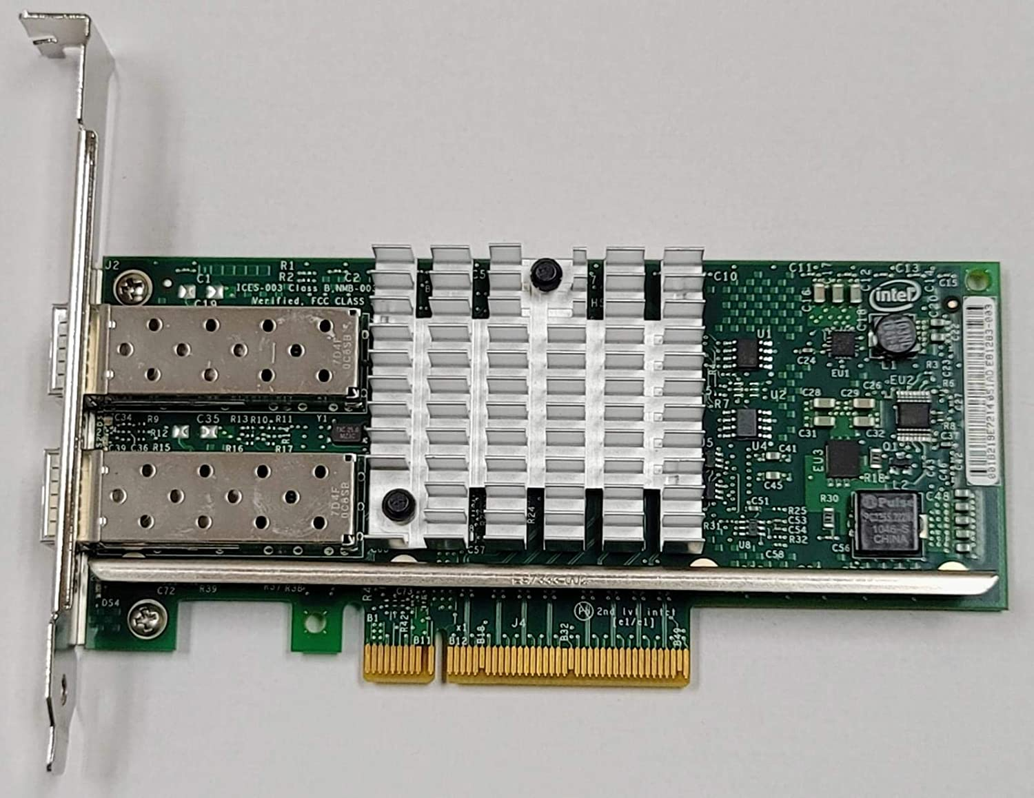 Dell U810N Dual Port DA2 10GB SFP+ Network Interface Card NIC