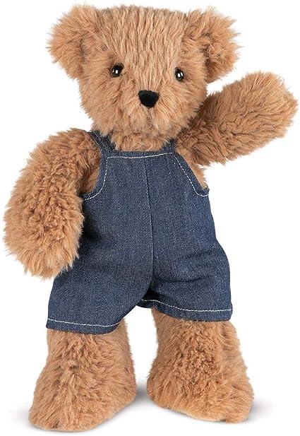 "Animal Adventure Knit Bear Plush Brown 7.5/"" 2016 Stuffed Animal Toy"