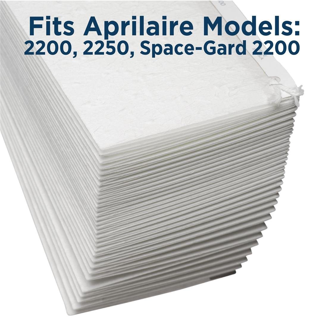 Aprilaire 201 Air Filter for Air Purifier Models, 2200 and 2250; Pack of 4 by Aprilaire (Image #1)
