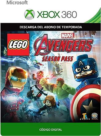 LEGO Marvels Avengers: Season Pass   Xbox 360 - Código de ...