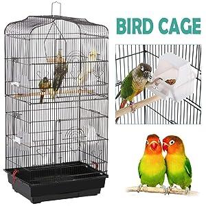 Yaheetech Hanging Parakeet Bird Cages