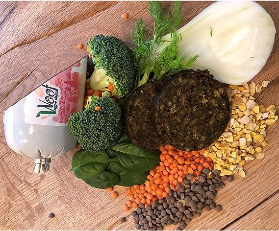 Voof Pig Love - Vegan menue #22, 12x400g, Alimento para Perros (4,8kg)