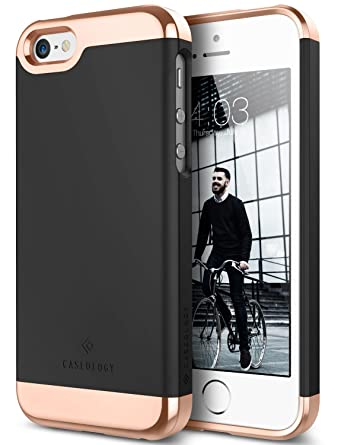 Caseology Savoy Series IPhone SE 5S 5 Cover Case With Stylish Design Glide Protective