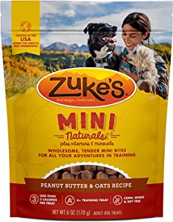 product image for Zuke's 6OZ PeanBut Dog Treat (Pack of 2)