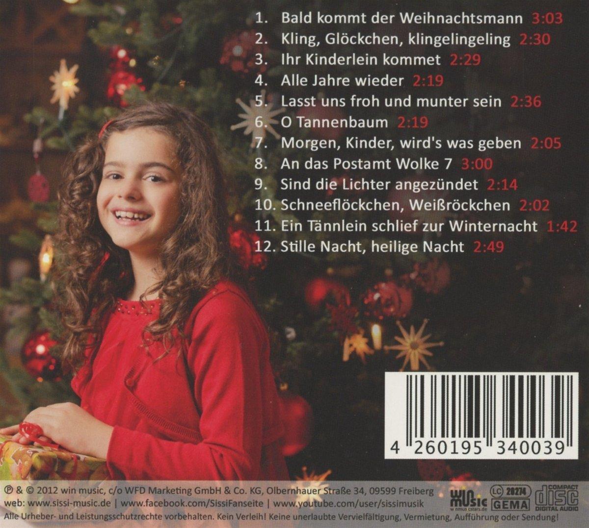 Weihnachten mit Sissi - Sissi: Amazon.de: Musik