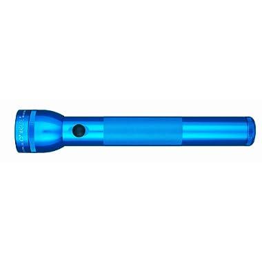 Maglite LED 3-Cell D Flashlight, Blue