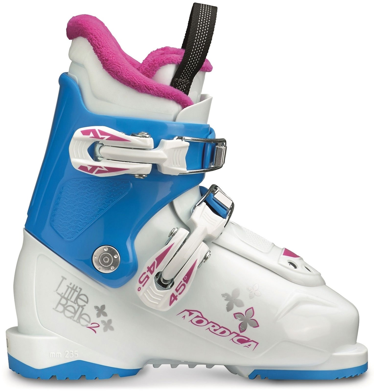 Nordica Little Belle 2 Girls Ski Boots 2018 - 20.5 by Nordica