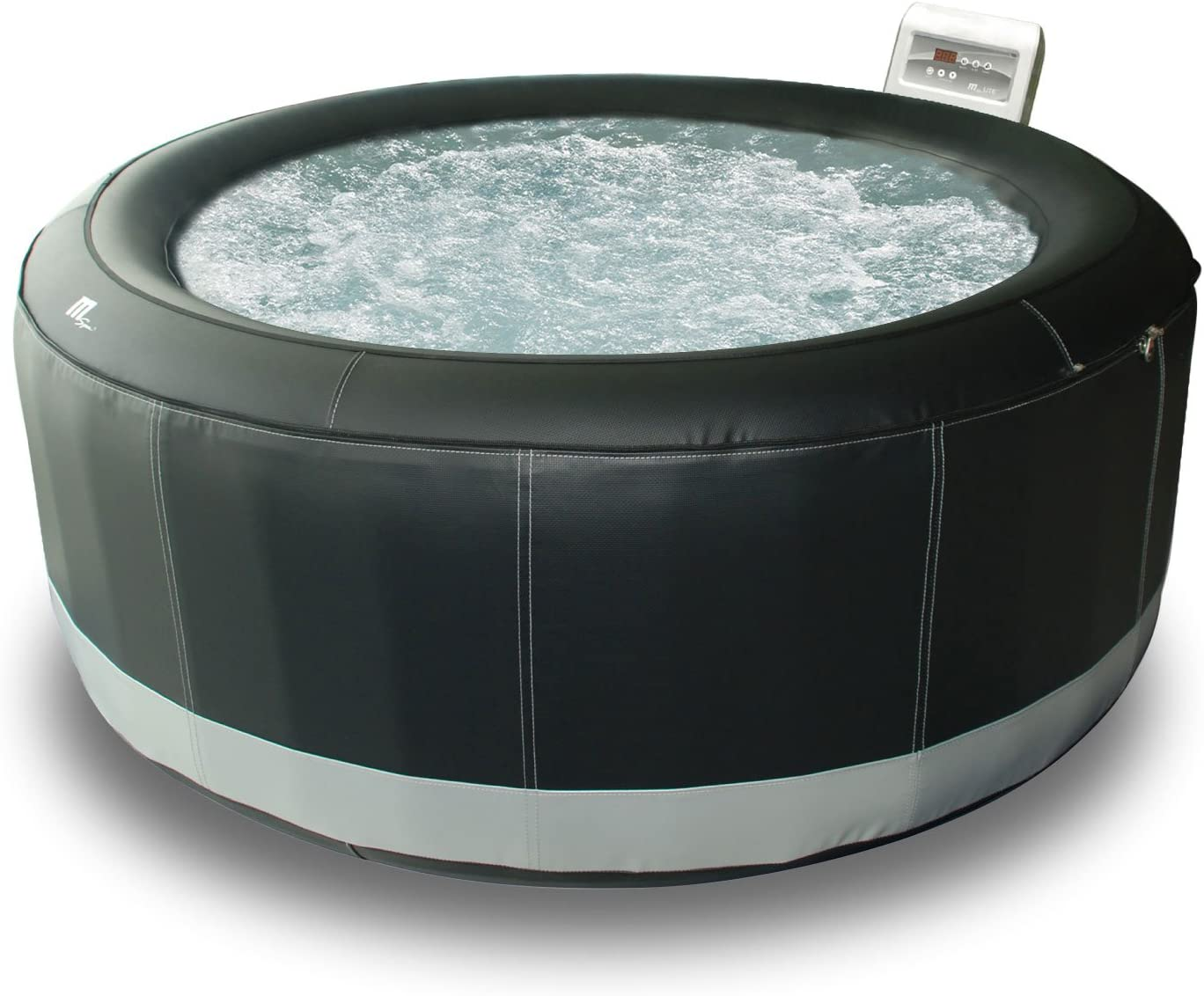 Happy Garden Spa Gonflable Rond Simili Cuir Super Camaro 6