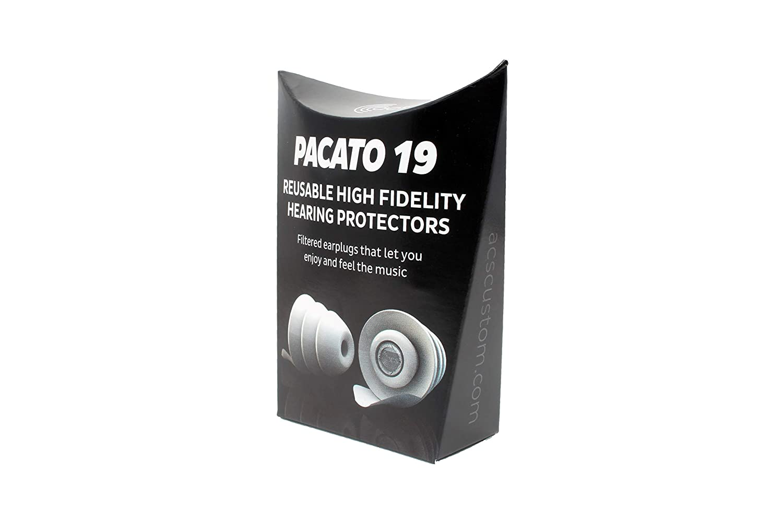 ACS Custom Tapones de silicona para los oídos con Reducción de ruido de 19dB
