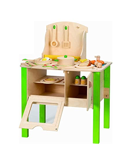 Hape My Creative Cookery Club Kids Wooden Play Kitchen