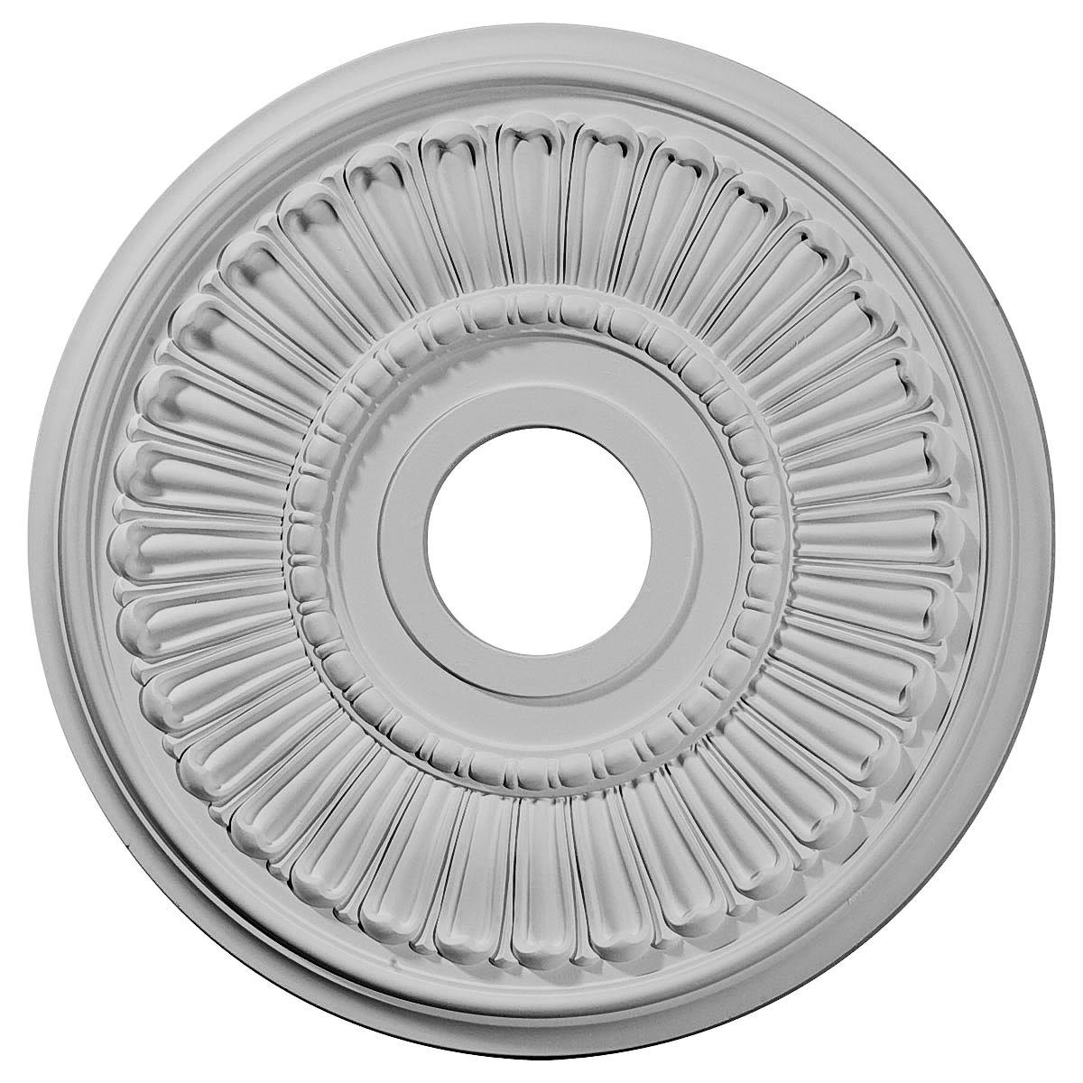 Ekena Millwork CM16ML 16-Inch OD x 3 5/8-Inch ID x 3/4-Inch Melonie Ceiling Medallion by Ekena Millwork