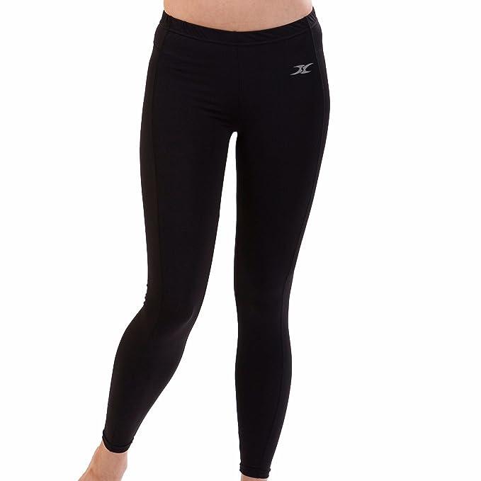 Henri maurice Térmica de Las Mujeres Ropa Interior Pantalones Medias Leggings Base Capa compresión Hombre NPW
