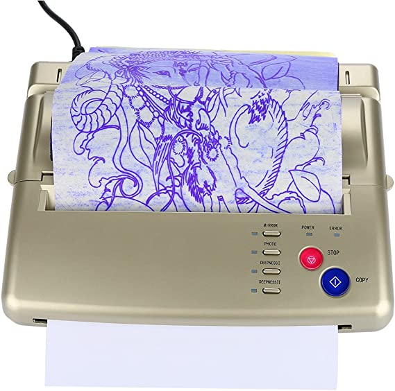 Máquina de tatuaje Copiadora Máquina de impresión Copiadora ...